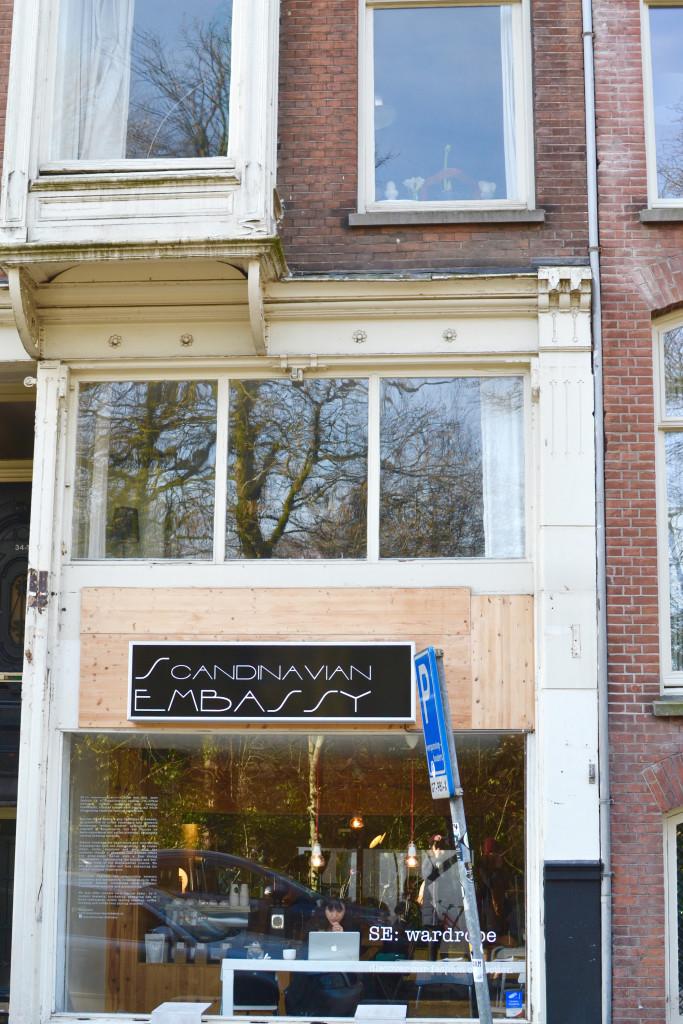 Amsterdam Cafè Scandinavian Embassy De Pijp
