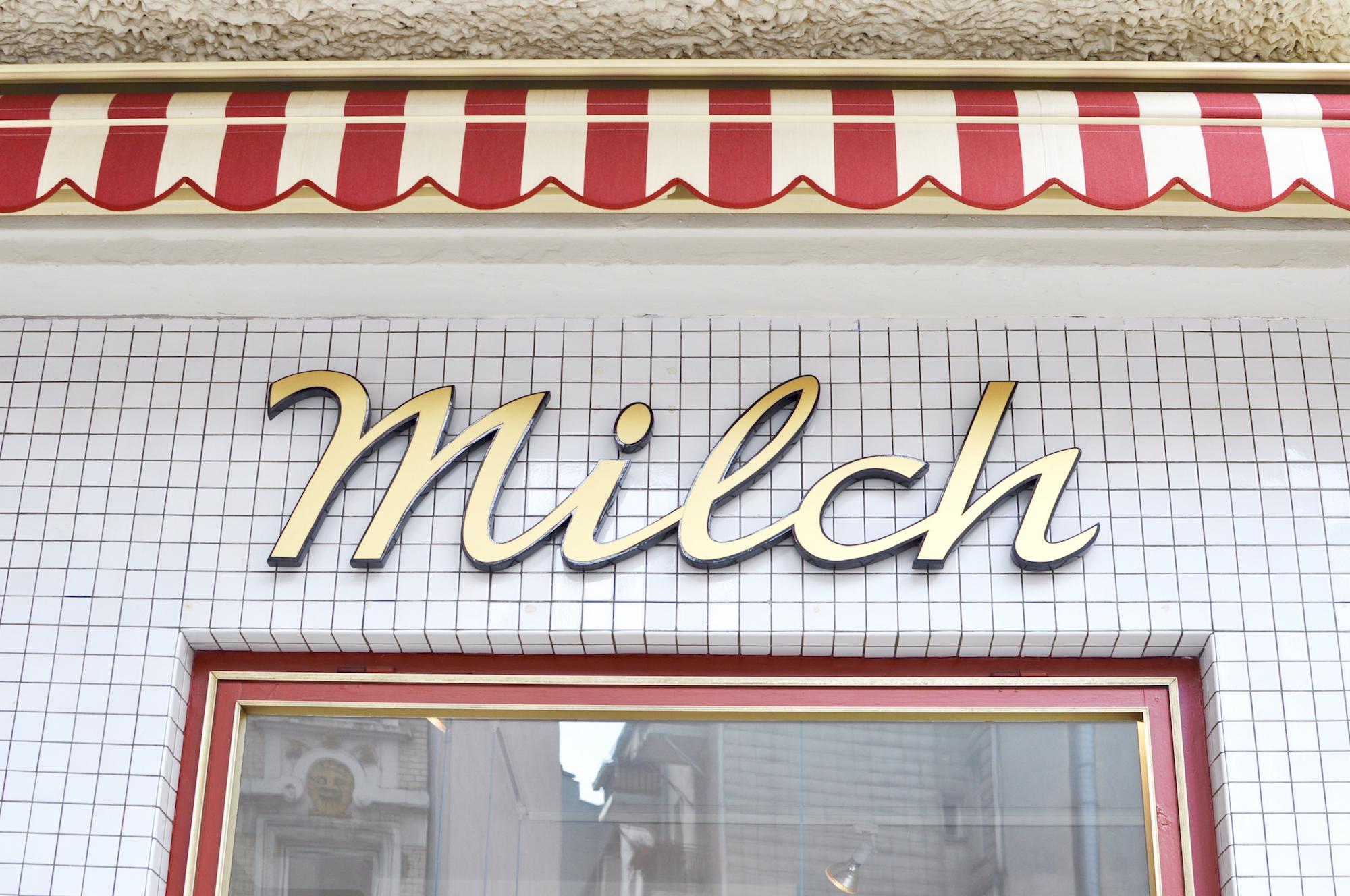 Milch Cafe Hamburg