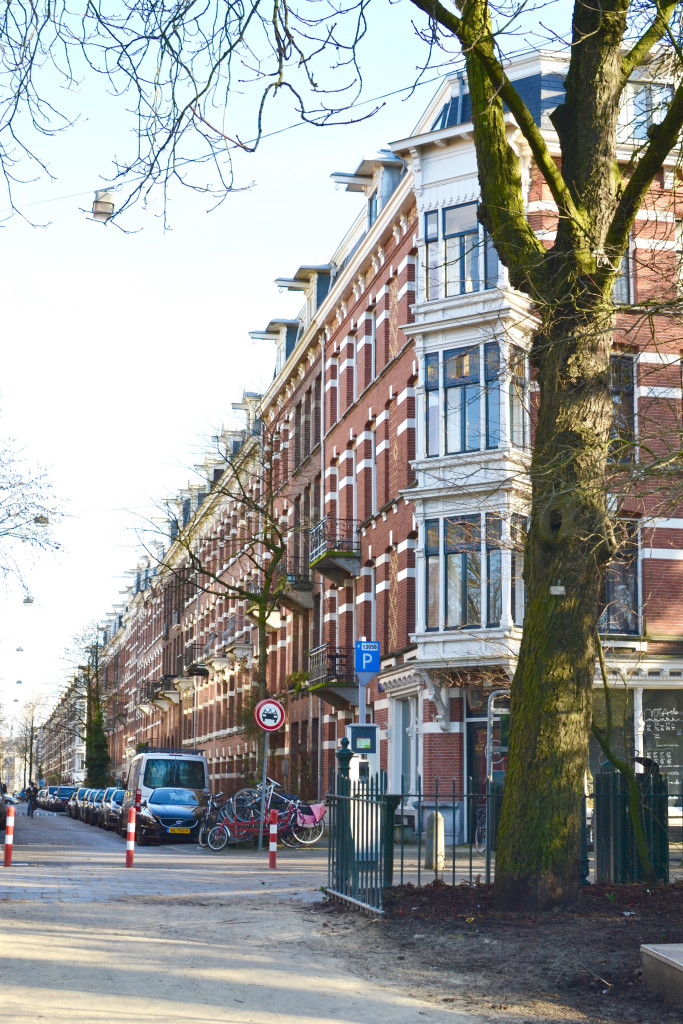 Sarphatipark Amsterdam Guide Houses