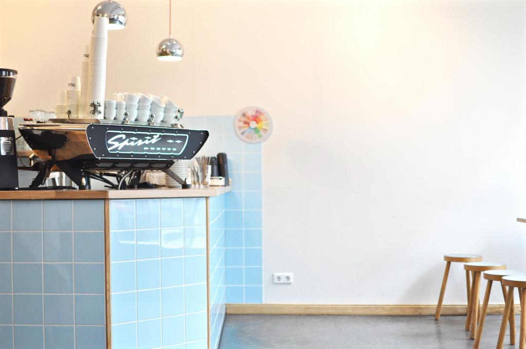 Schöne Cafés in Hamburg, Milch Feinkost third wave coffee