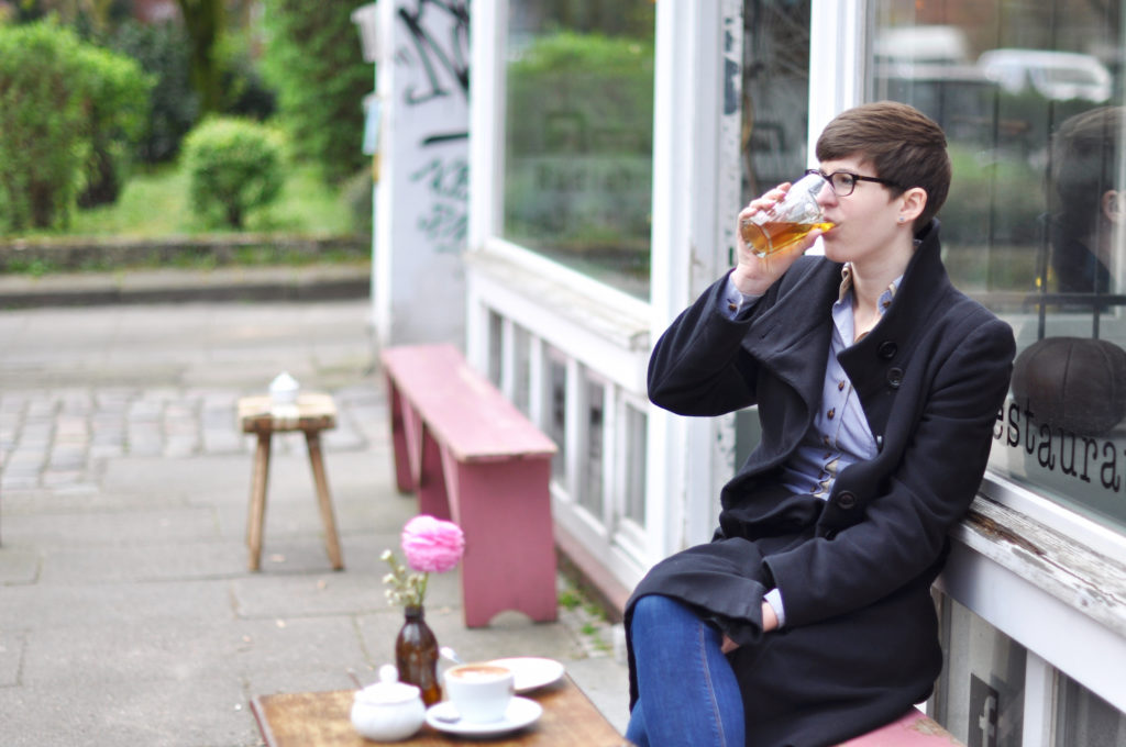 Hamburg Auf einen Kaffee mit Anna Gliemer von Gleem Interview Auf einen Kaffee mit