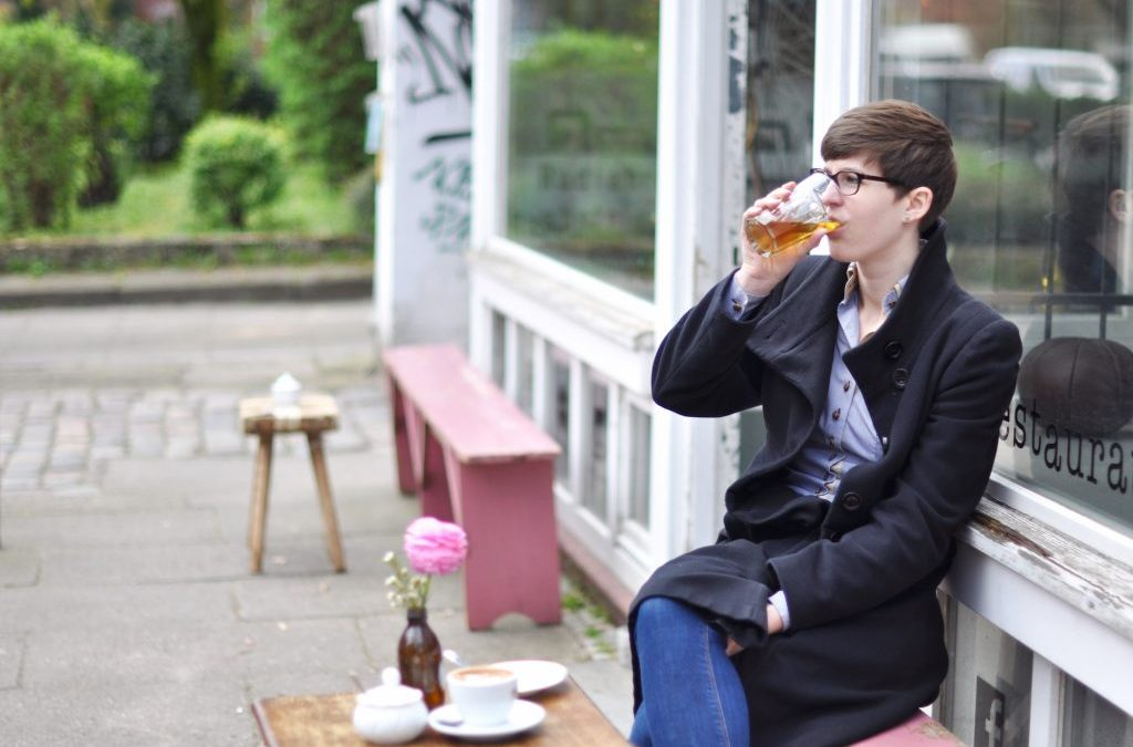 Auf einen Kaffee mit Anna von Gleem