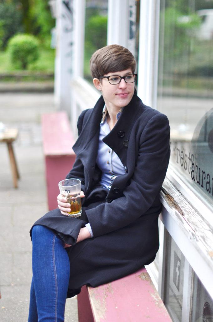 Hamburg Gleem Auf einen Kaffe mit Anna Gliemer Fräulein Anker