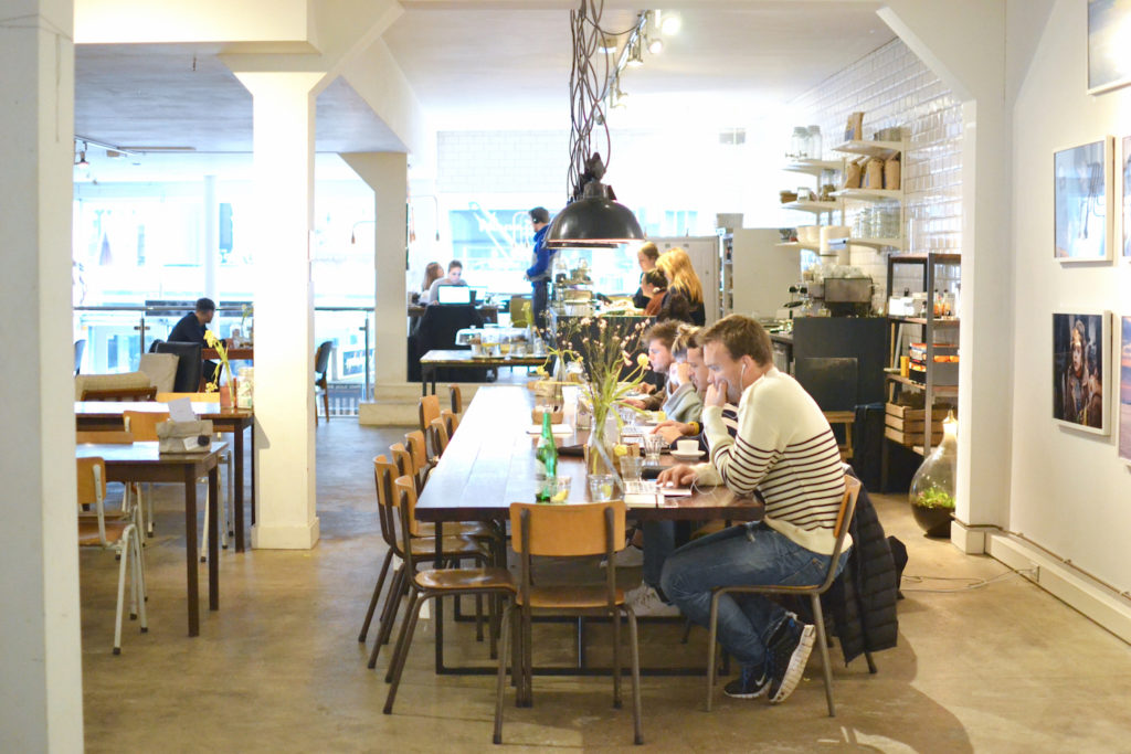 Hutspot Amsterdam De Pijp Workplace Coffeelover
