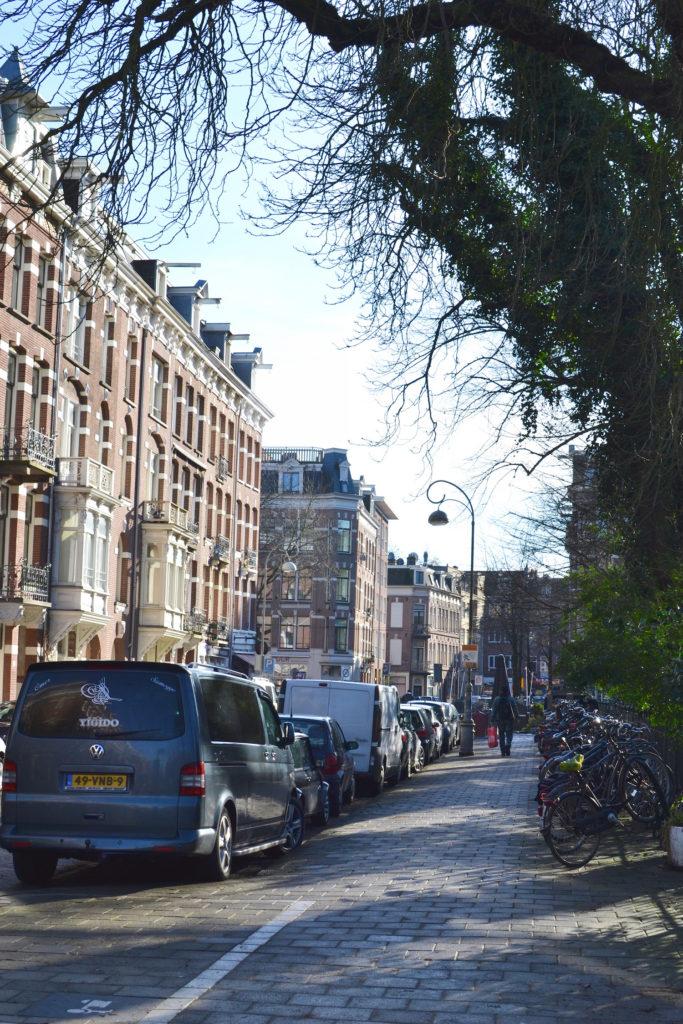 Sarphatipark Amsterdam Guide Street De Pijp