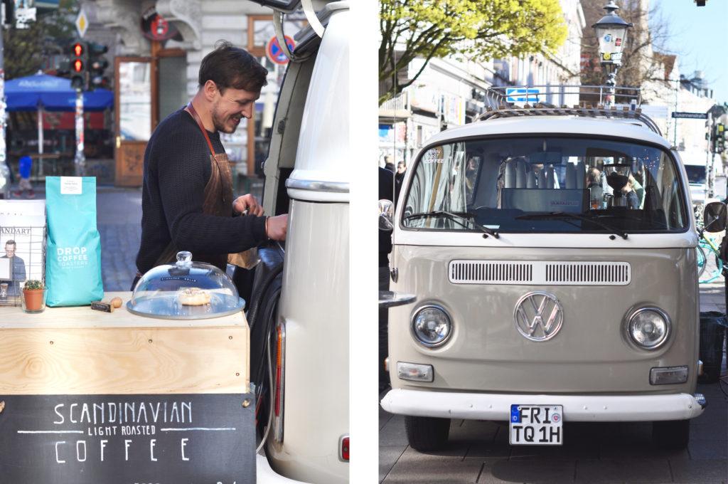 VW Bulli Tornqvist Coffee