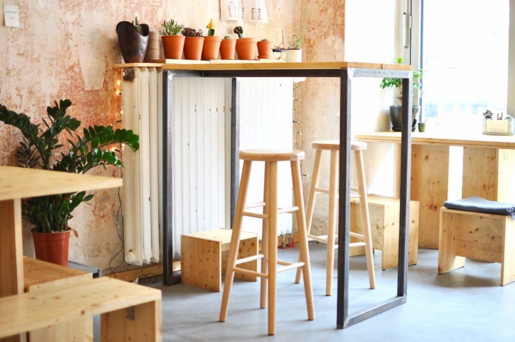 Bitte Coffeehouse café Berlin Kreuzberg