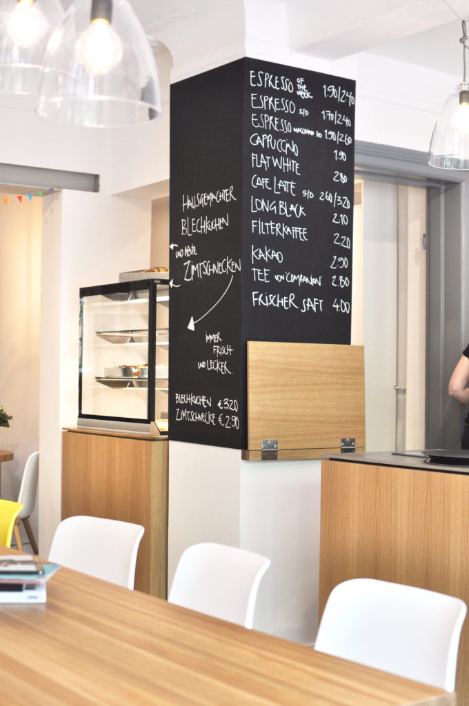 Café Balz und Balz Lehmweg Hamburg Hoheluft Eppendorf Speciality Coffee Preise Kaffee
