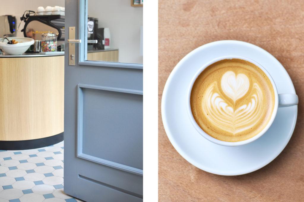Café Balz und Balz Lehmweg Hamburg Hoheluft Eppendorf Speciality Coffee Third wave coffee Flat White Coffee