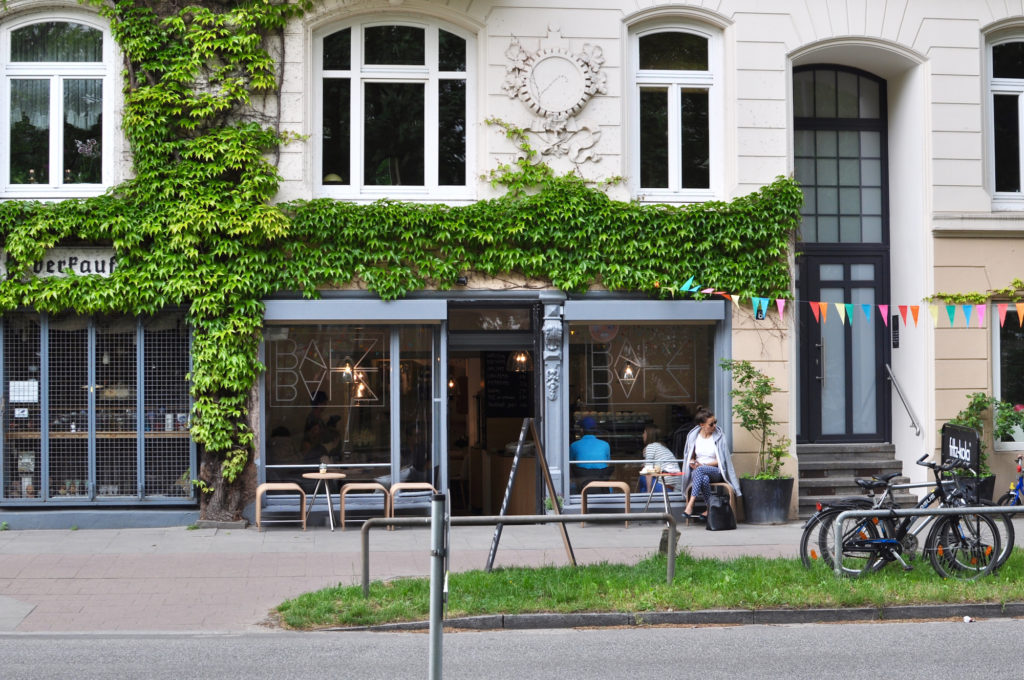 Café Balz und Balz Lehmweg Hamburg Hoheluft Eppendorf Third wave coffee