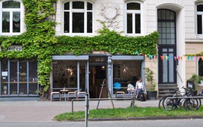 Hamburg, Hoheluft: Balz und Balz