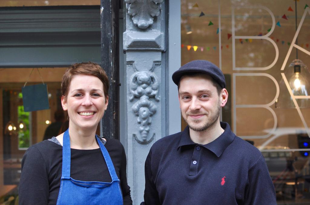 Café Balz und Balz Lehmweg Hamburg Kathrin Balz Christoph Balz Hoheluft Eppendorf