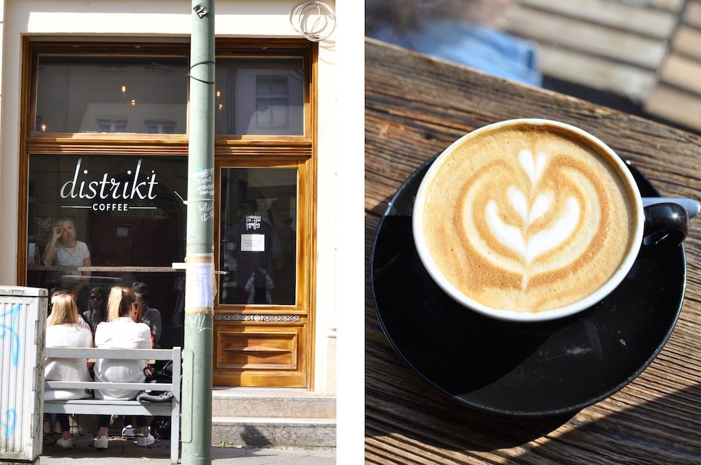 Distrikt specialty coffee berlin