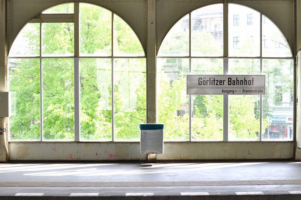 Görlitzer Bahnhof Lichtdurchflutet