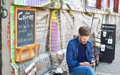 Auf einen Kaffee mit Instagramer Eskimo