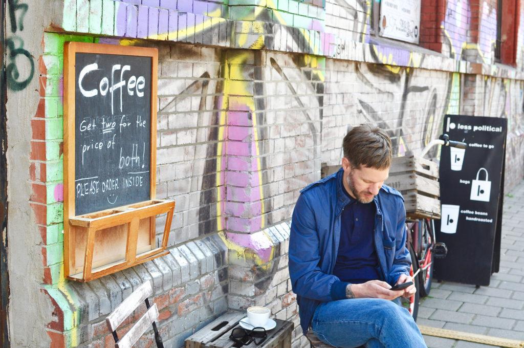 Instagrammer Eskimo Nico Interview Fräulein Anker Hamburg Instagram less political