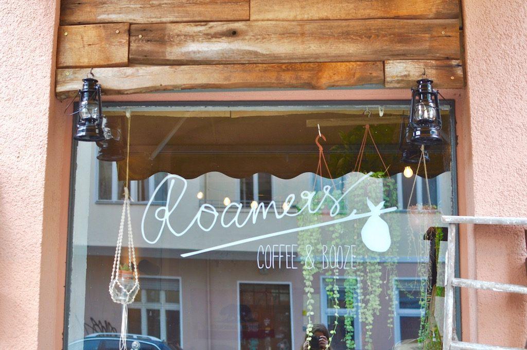 Roamers Welcome Berlin Neukölln Coffee & Booze