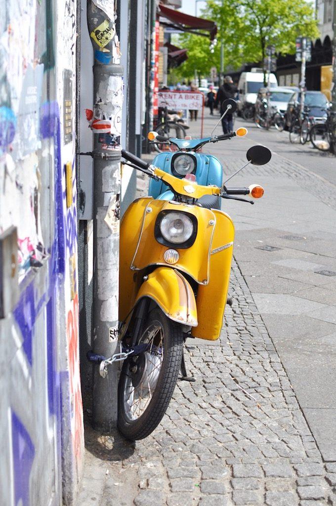 Schwalben Roller Berlin