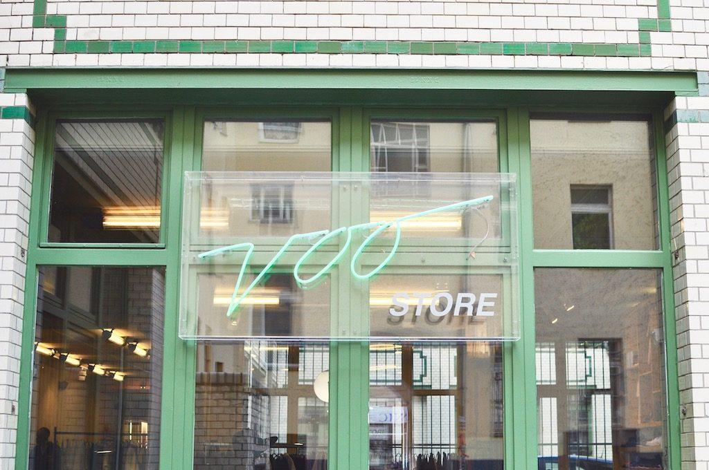 Voo Store Berlin Kreuzberg Görliter Bahnhof