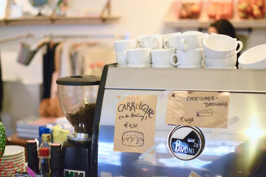 Beter en Leuk Amsterdam oost coffee