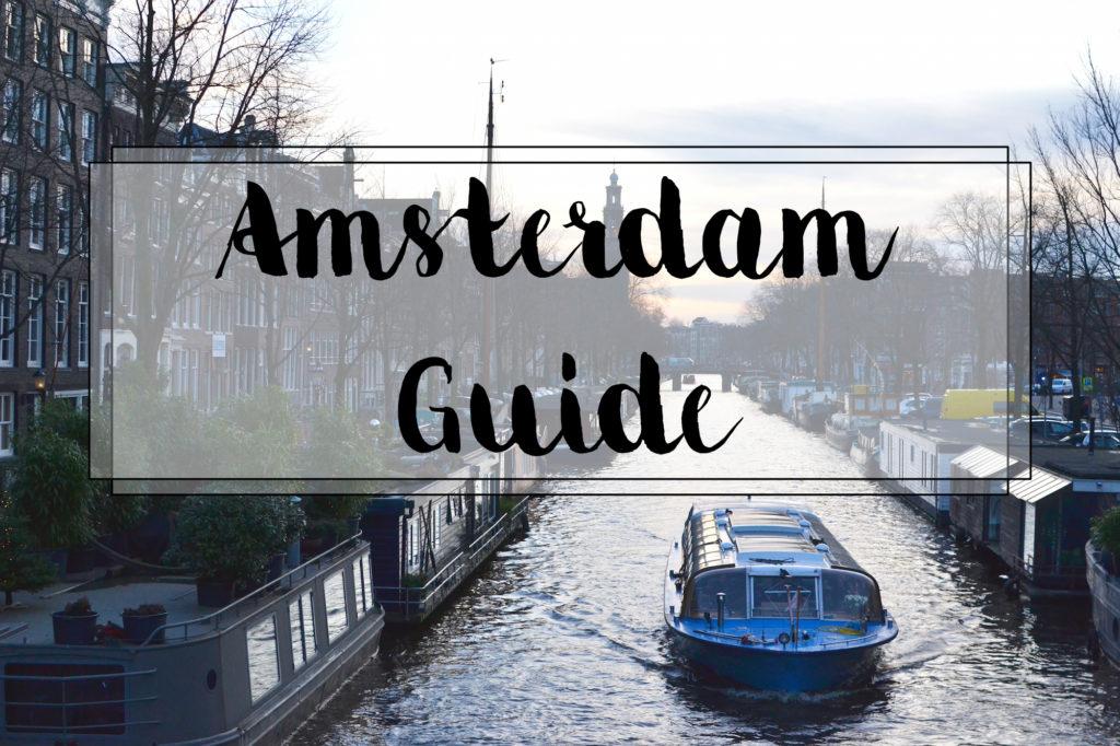 Amsterdam Guide Headerbild Reiseblog