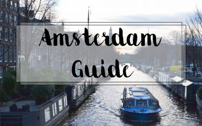 Amsterdam Hipster & Coffee Guide