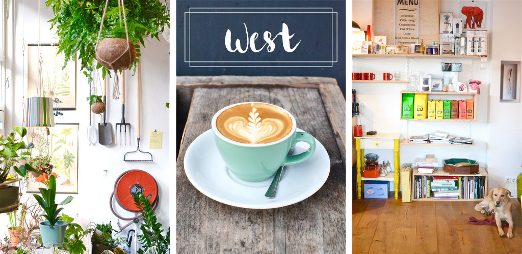 Amsterdam Guide West Cafés Hipster