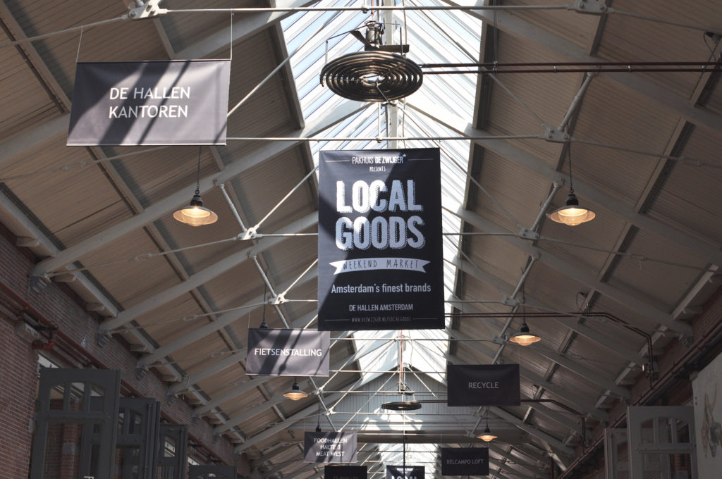 Foodhallen De Hallen Amsterdam Local Good Store