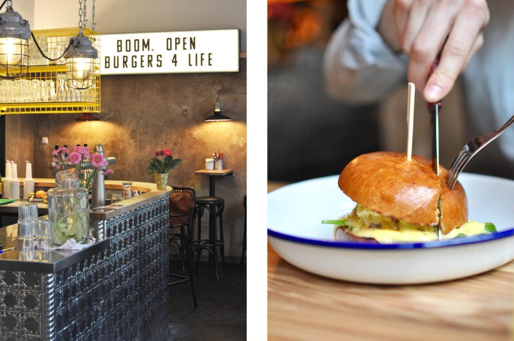 Hamburg schanze otto 39 s burger fr ulein anker for Ottos burger hamburg