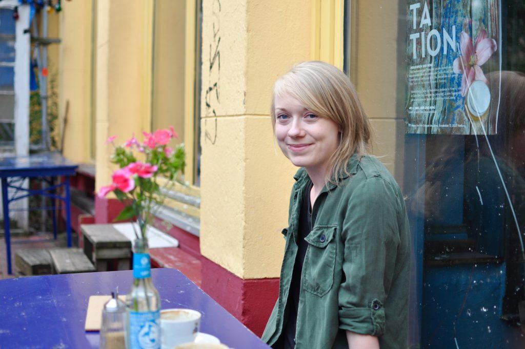 Poetry Slammerin Filo Haus 73 Interview Auf einen Kaffee mit