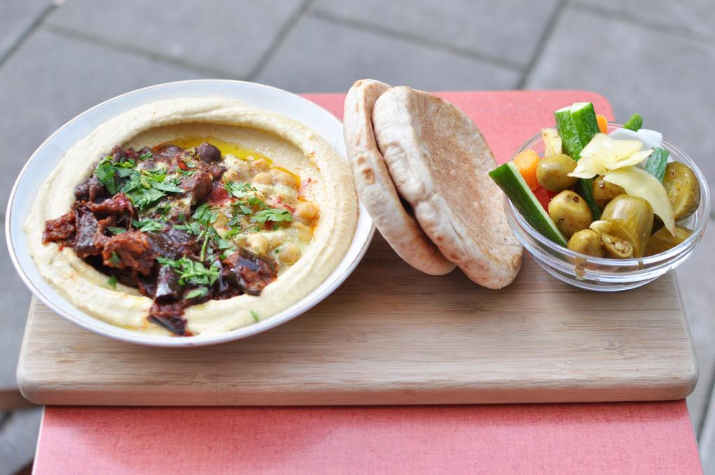 Sir Hummus Amsterdam Food Reiseblog