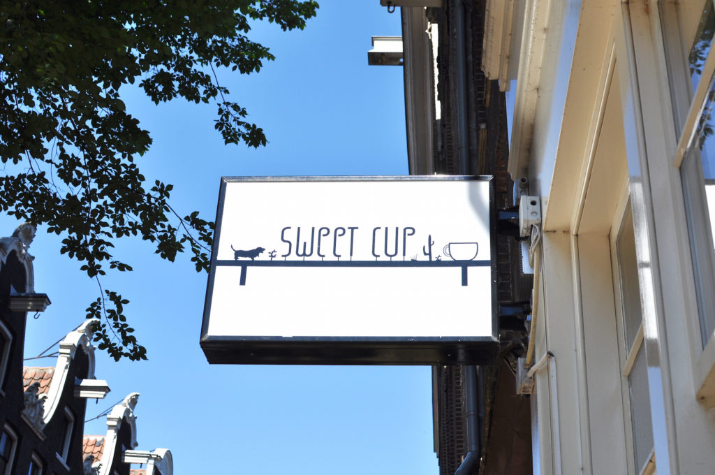 Sweet Cup Amsterdam Coffee Place Amsterdam Guide