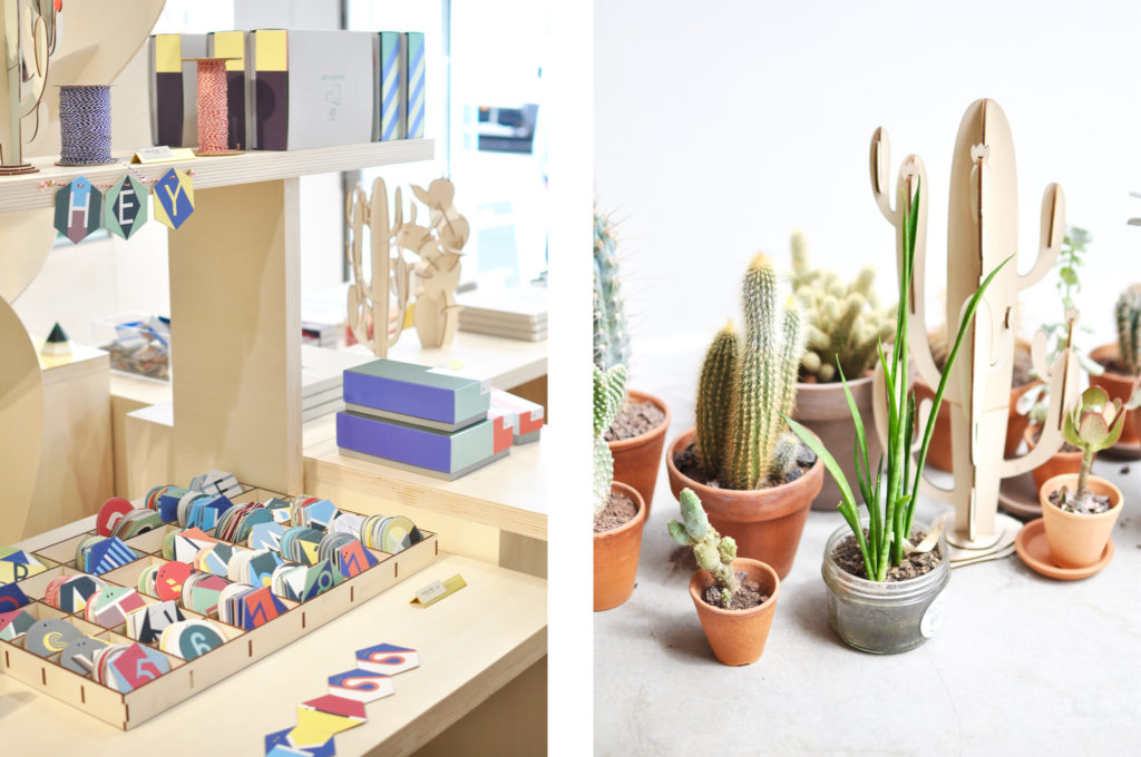 1 Papier Tigre Paris Paper and Stationary Concept Store Plants Marais