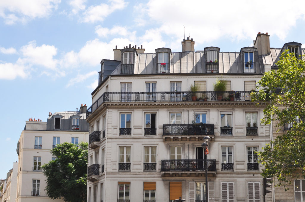 1 Paris Architektur Le Marais