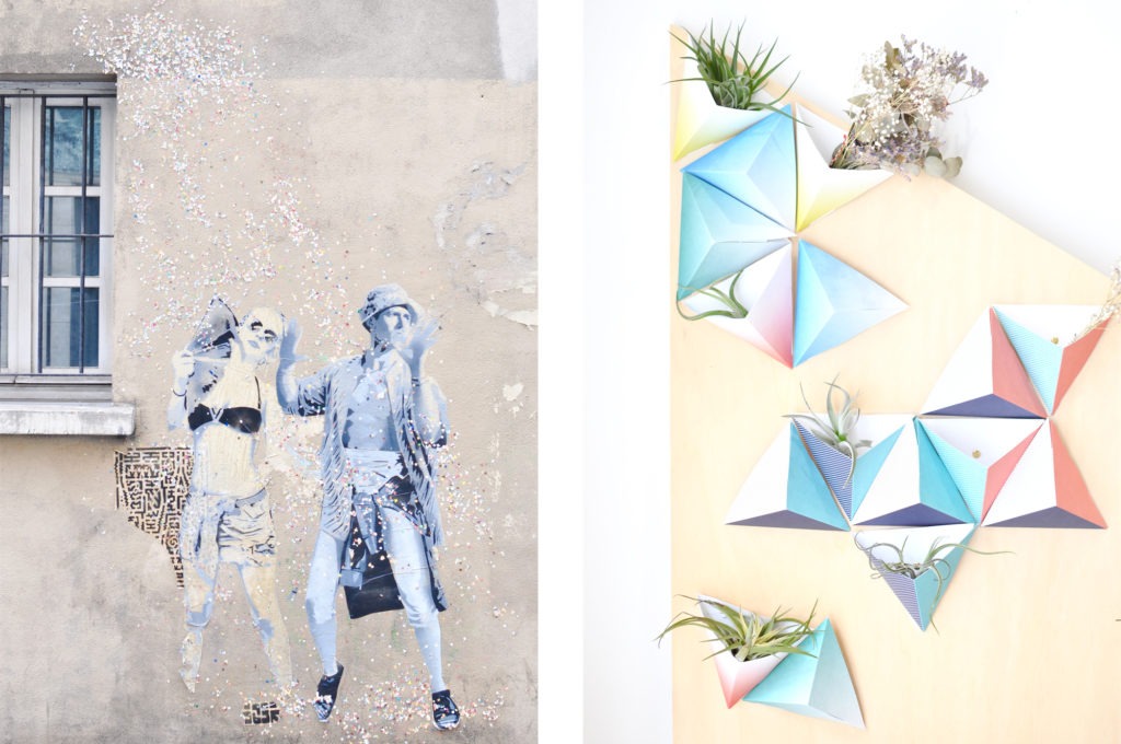 1 Paris Street Art Papier Tigre Marais