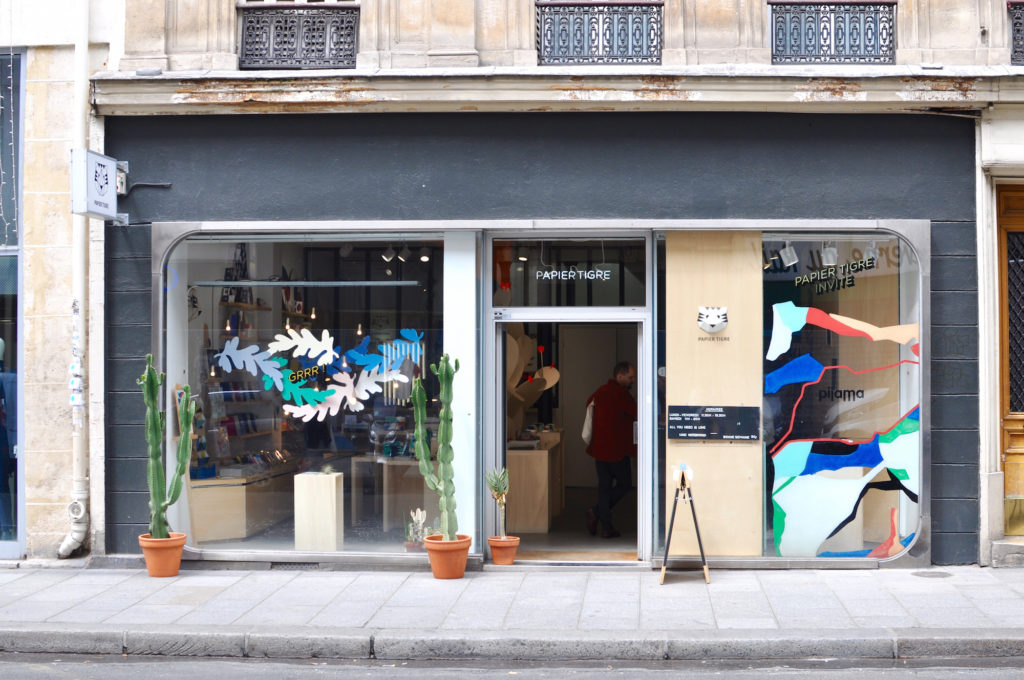 1 Tigre Paris Paperstore Travelblog Marais