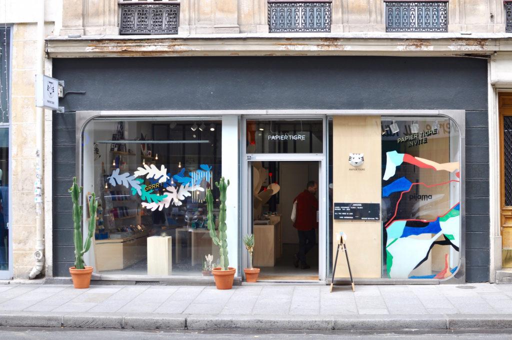 1 Tigre Paris Paperstore Travelblog Marais