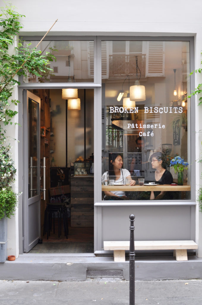 2 Broken Biscuits Paris Coffee Place Hipster Guide
