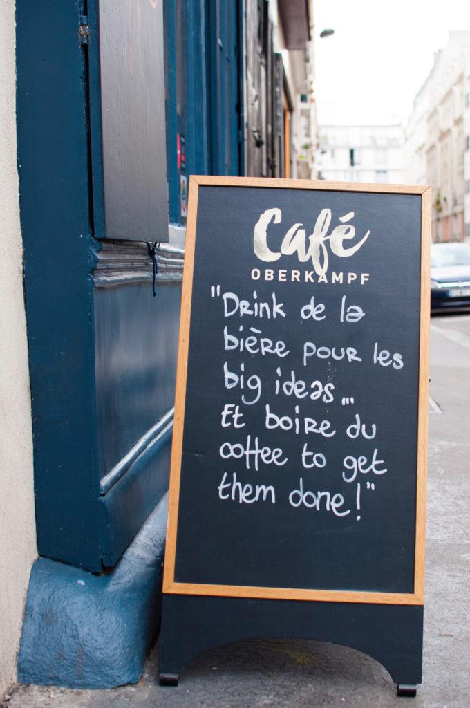 2 Café Oberkampf Paris 11 ARR Coffeeplace