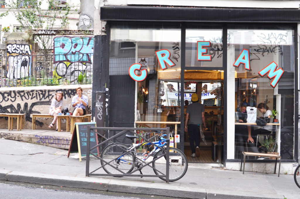 3 Belleville C.R.E.A.M. Coffeeplace Paris Third wave coffee Café Tipp Paristipp