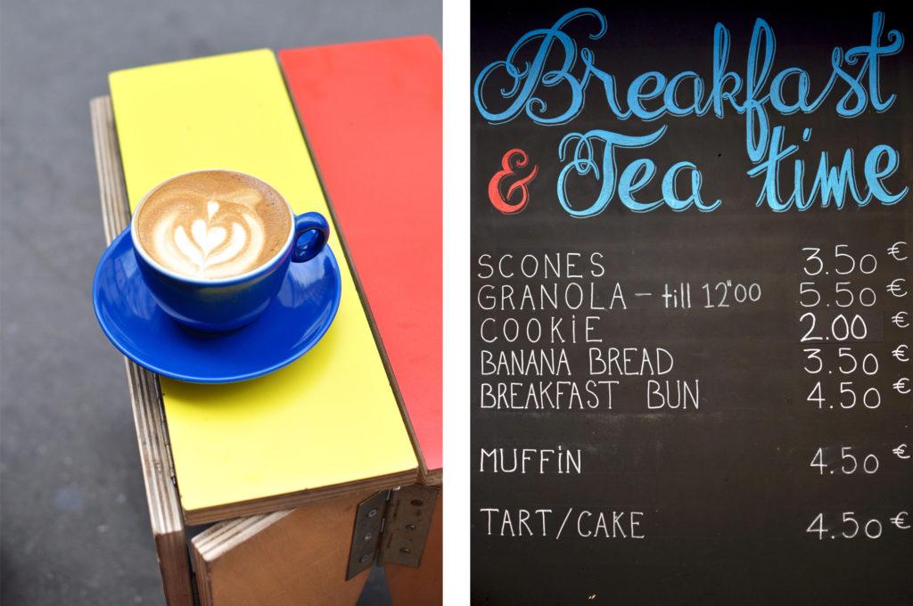3 Ten Belles Paris third wave coffee coffeespot specialty coffee flat white Breakfast Café