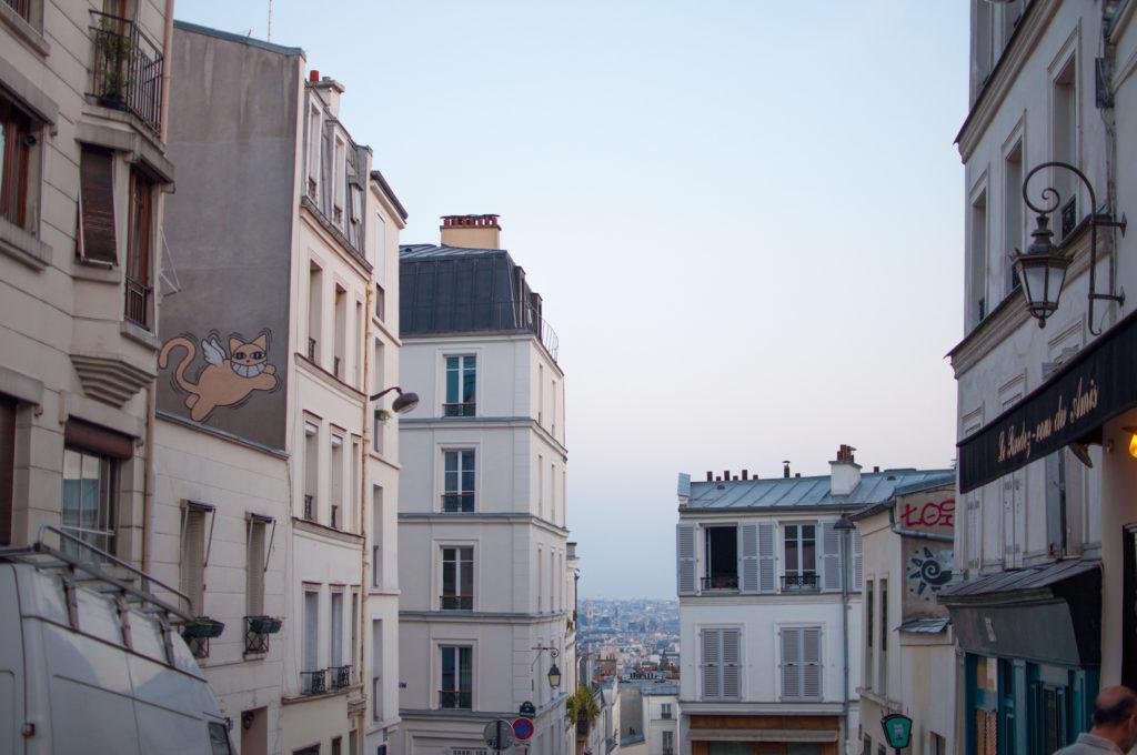 4 Paris Guide Mon Matre Sacré Coeur Streetart