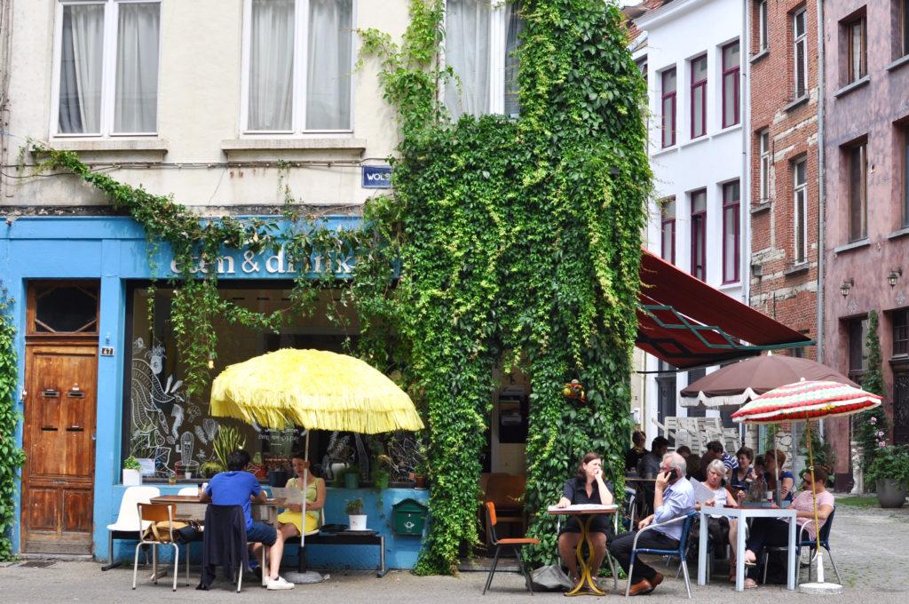 Antwerpen Straßenfotografie