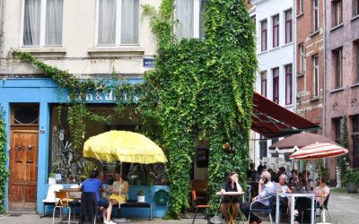 Antwerpen Travel & Coffee Guide