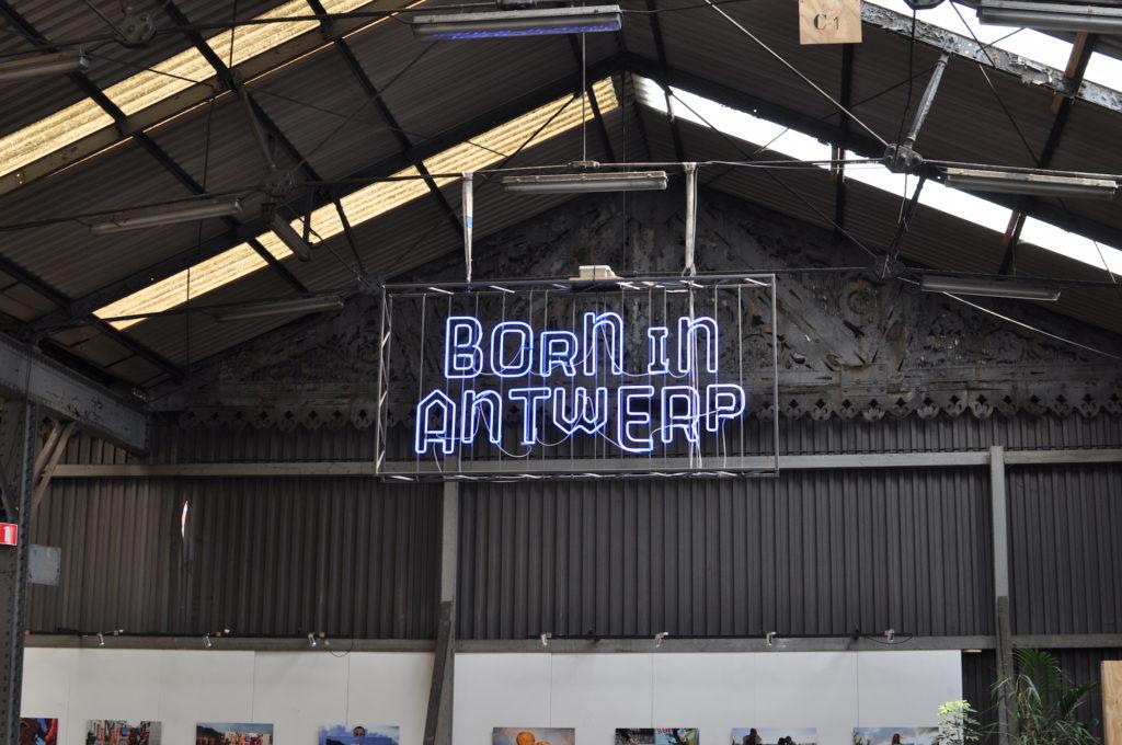 Born in Antwerpen Bar Paniek