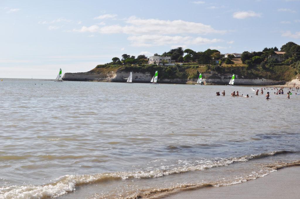 Frankreich Meschers sur Gironde Roadtrip Strand Atlantikküste