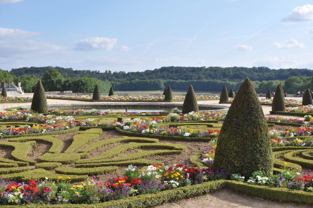 Schloss Versailles Frankreich Roadtrip France