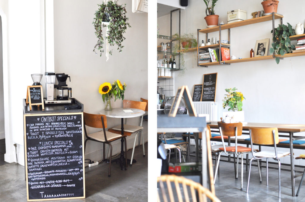 TINSEL Antwerpen Guide Coffee Food Place Hipster