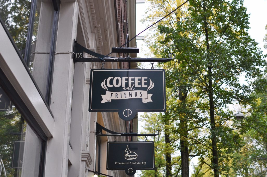 Coffee and Friends Amsterdam Czaar-Peterstraat