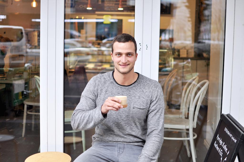 Auf einen Kaffee mit Markus Deibler luicellas Eisdiele